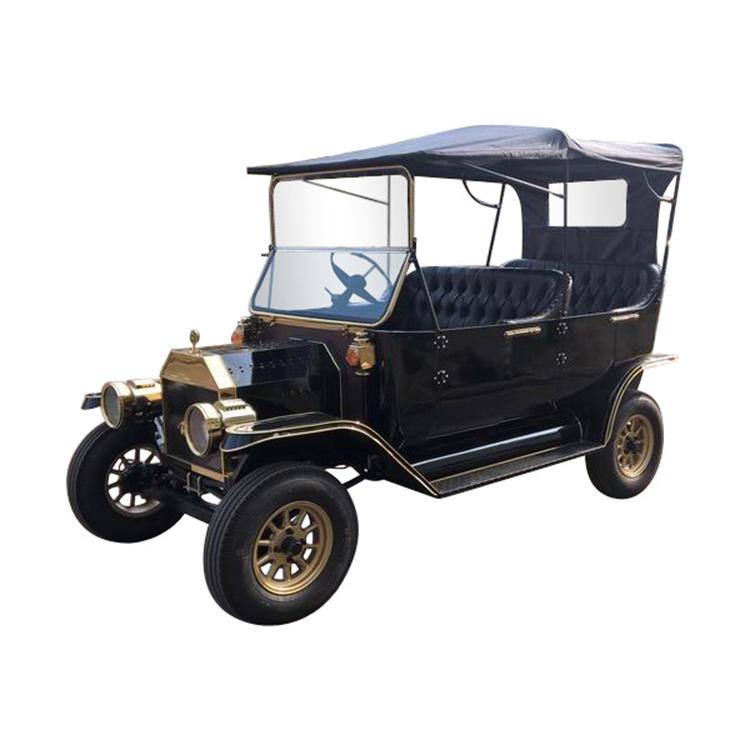 Model T Design Deft Retro Electric Car