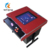 Red Classic Coin Operated 2 side 2 player Table Top Cocktail Arcade Machine