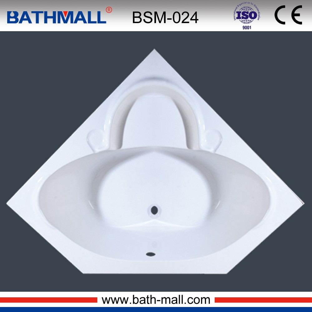 Diamond Shape Lowes Walk In Bathtub With Shower - Buy Bathtub ...