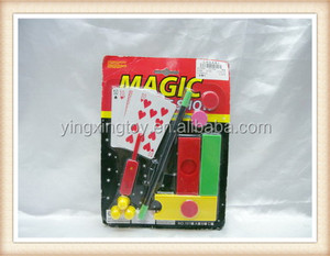 newly magic game ,magic tricks set toys for children YX0266642