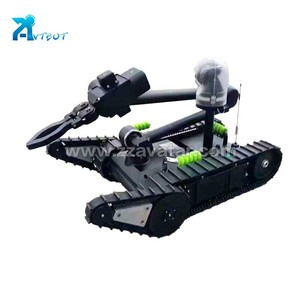 Security equipment EOD robot supplier, new technology military robot