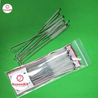 Smoking accessories !Cotton Smoking Accessories Cleaning Tool Barbed Tobacco Pipe Cleaners Stem Sticks