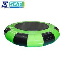 <span class=keywords><strong>Opblaasbare</strong></span> Springen <span class=keywords><strong>Trampoline</strong></span> drijvende gebruik <span class=keywords><strong>voor</strong></span> water spel sport