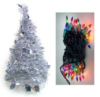 3d Led Decorative Serial Lights Christmas Village Led Lights ...