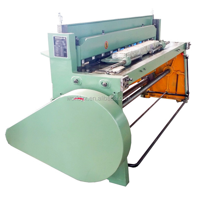 3mm steel cutting electric shear machine