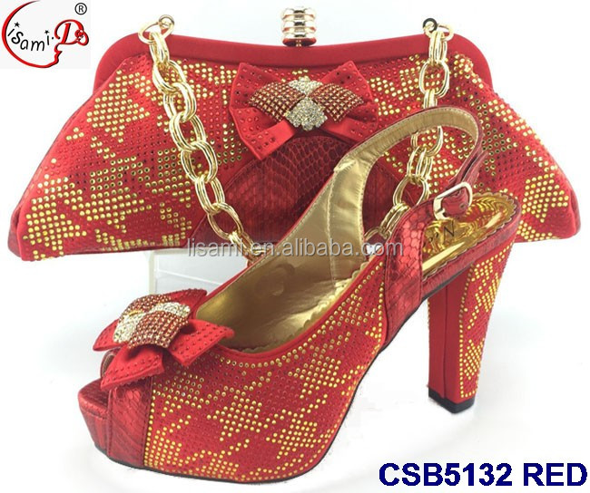 and peach Top ladies CSB5132 shoes sell good for bags matching party quality PqgqxIaw0