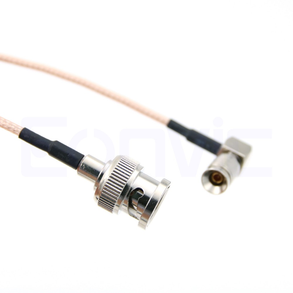 Cámara Monitor HD SDI Video Cable 75ohm BNC a BNC Para Blackmagic Diseño
