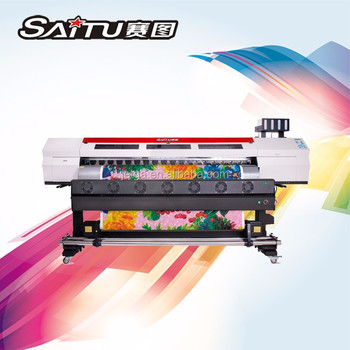 Best quality dye sublimation laser printing machine for t for T shirt laser printing