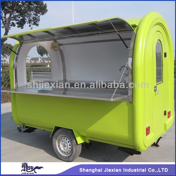 Factory cheap price customized food cart mobile food cart design for sale ice cream cart