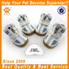 JML air mesh breathable sneakers dog boots fabric dog boots for running pet cat shoes