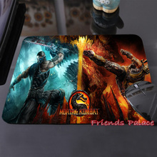 A Series Characters of Mortal Kombat Personalized Silicon Mouse Pad Amazing Rectangular Mice Mats for Computer Laptop