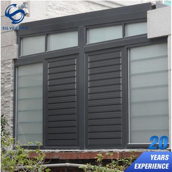 External Jalousie Blinds Shutter Glass Panel Blind Window Buy