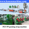 High performance pp strapping band making machine PET strap production line price