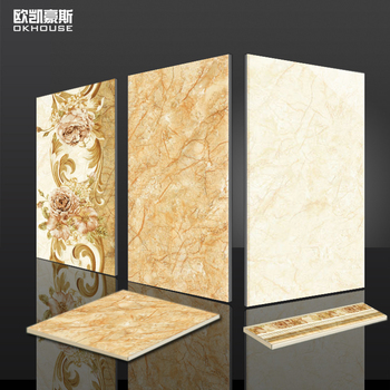 3d Printing Glazed Ceramic Tiles 300x600 For Kitchen And