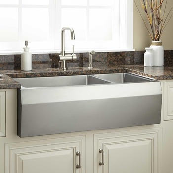 Farm Sink With Different Aprons Of 304 Stainless Steel Buy Farm
