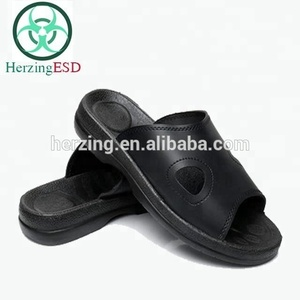 Best Selling PU Material Antistatic Slippers For Cleanroom