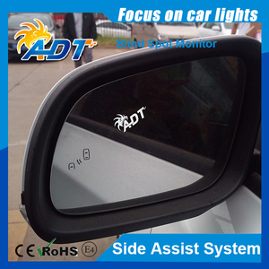 2016 News Car blind spot assist detection system-mirrors comes with the heat system For Toyota Ralink 2015
