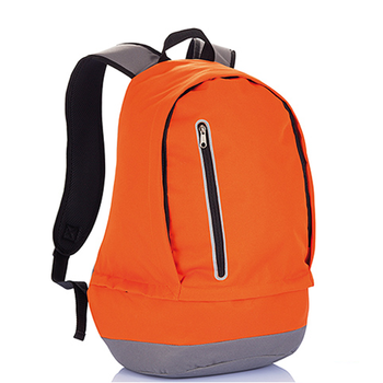 Kids Laptop Sport Baseball Bags Computer Backpack With Shoe Compartment