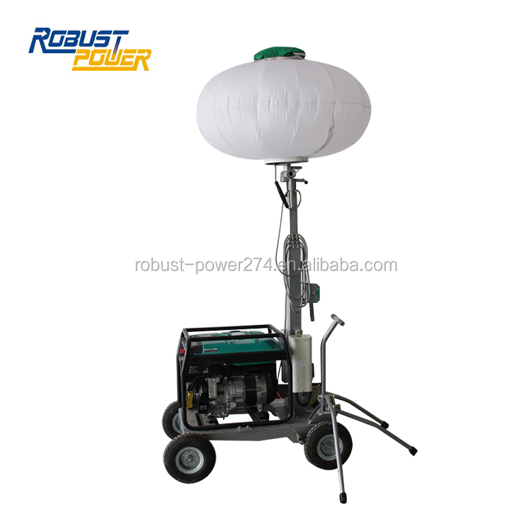 Inflatable Balloon Portable Electric Lighting Tower