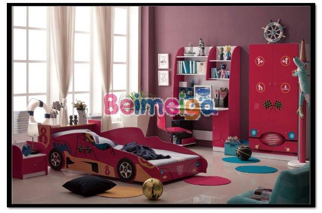 nios juego de dormitorio de color rojo para nios muebles de dormitorio para boy