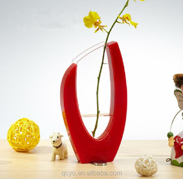 Custom Flower Vase Painting Designs Qcy135 Buy Flower Vase