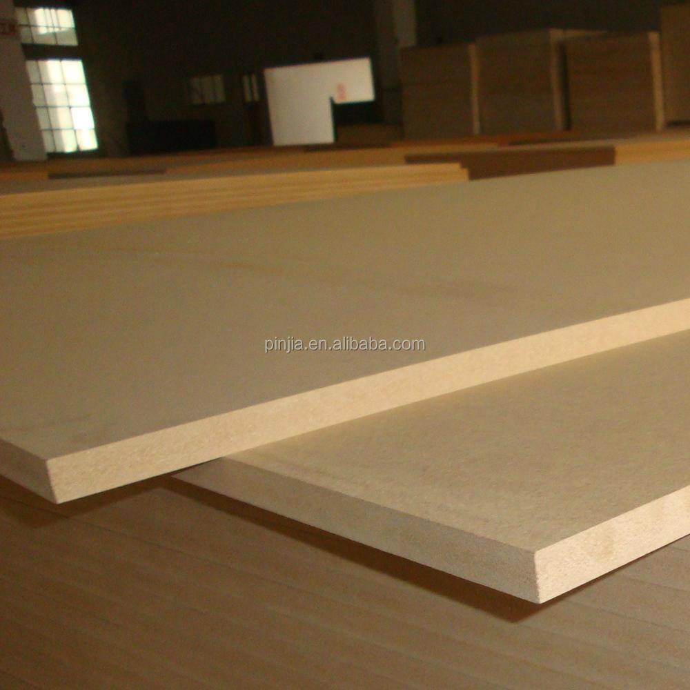High quality mm laminated waterproof medium density