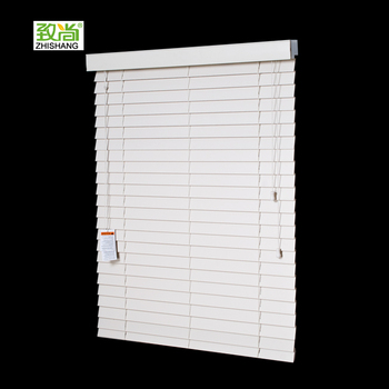 Guangzhou classic pvc faux wood venetian blind window blind wooden venetian blinds
