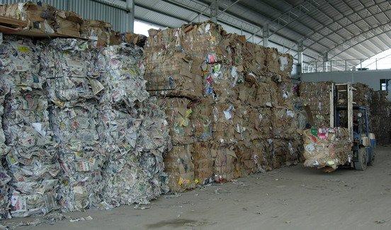 Waste Paper-occ,Onp,Hws,Swl,Magazine,Mix Paper & Etc.