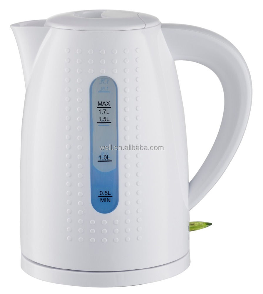 Cheapest 2016 NEW Electric Water Kettle / Cordless / Plastic / 1.7L Kettle