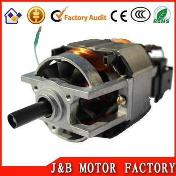 Motor home ac universal motor for blender food processor for Universal ac dc motor