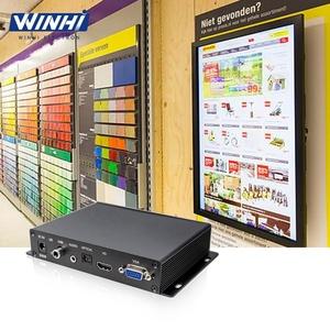 MPC1080P-10 MPC1080P-10 Seamless looping hd 12V mp4 mkv play advertising audio media player box