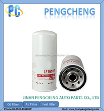 Auto engine parts Lubrication system Oil filter LF16107