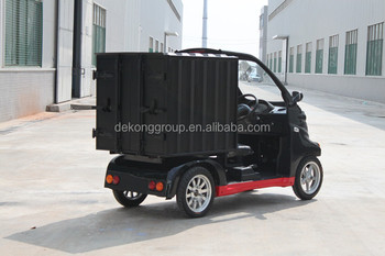 M Mini Cargo Delivery Electric Logistic Vehicle China Small