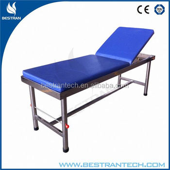 BT EA012 Top Sell Clinical Doctor Antique Medical Examination Table