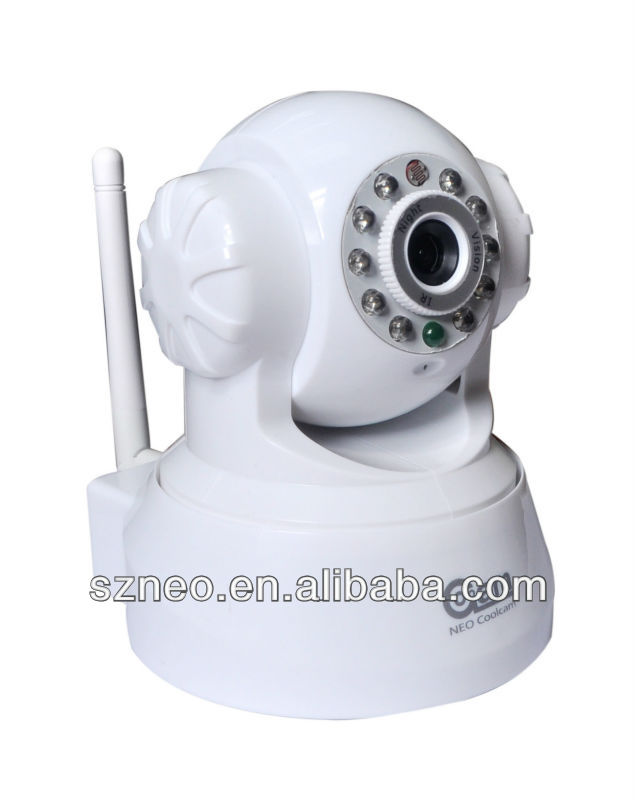 two way audio indoor wireless wired IP camera module from neo coolcam