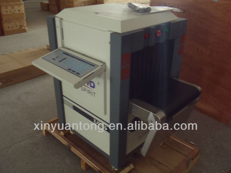 Smail size XJ5030 x-ray sreen system For Business hotel, Club