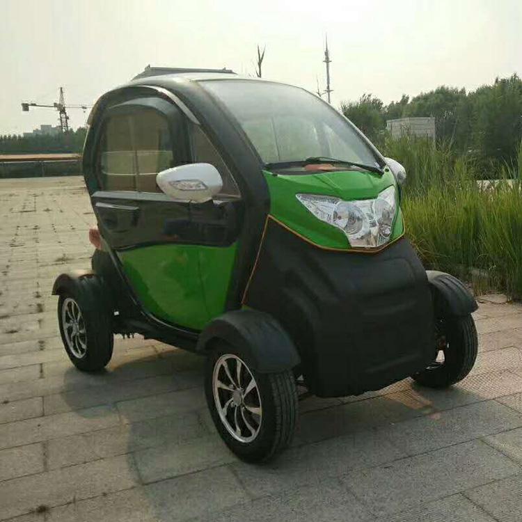 עדכון מעודכן חמה למכירה סין זול 72 V/1000 W מיני רכב חשמלי למשפחה-מכוניות חדשות AP-52