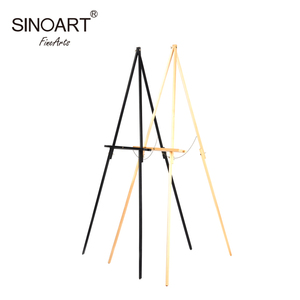 High Quality SINOART Artist Wooden Easel For Sketch Painting
