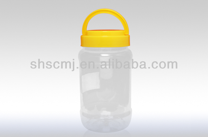 550ml Funny Honey /candy Bottle with handle cap