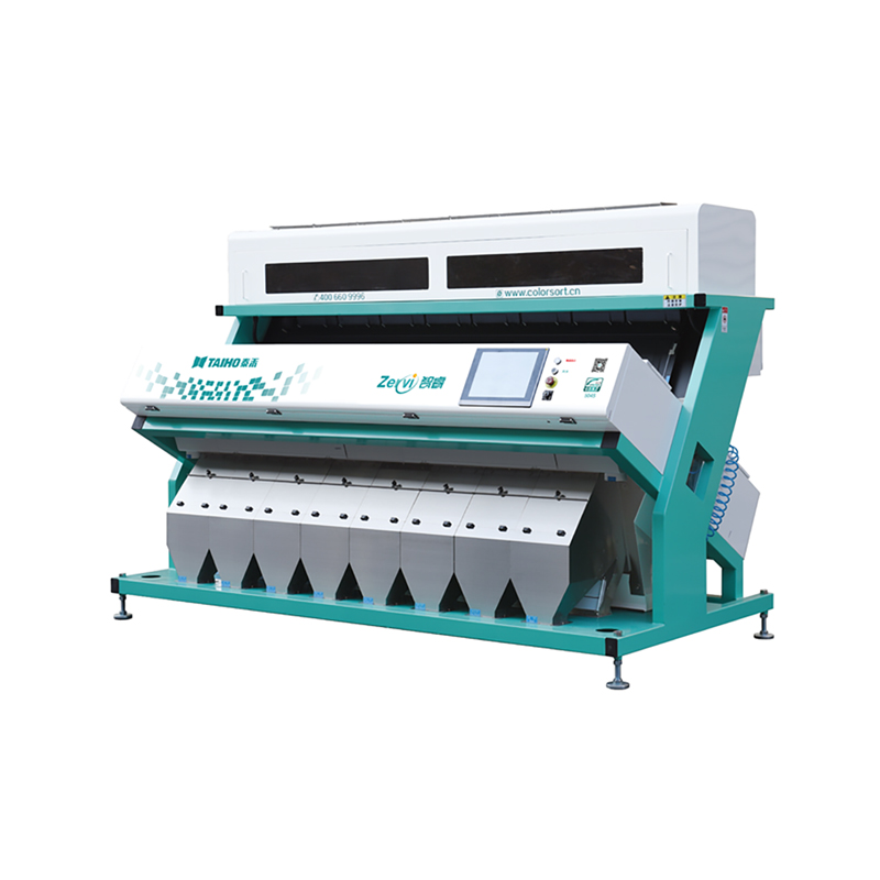 CCD Barley Color Sorter color Sorting Machine Agricultural Equipment
