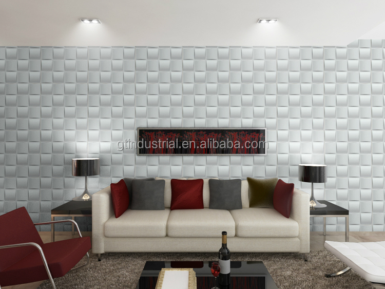 Diy Matching And Design Upholstery Wall Panel Decorative Wood ...