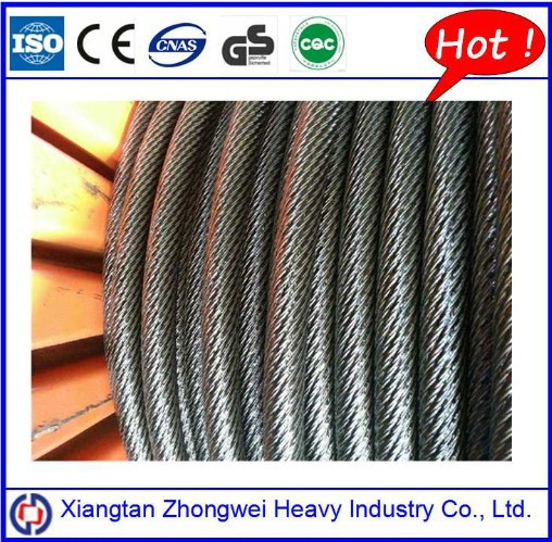 35w*7 35wx7 Non-rotating Steel Wire Rope For Tower Crane - Buy ...