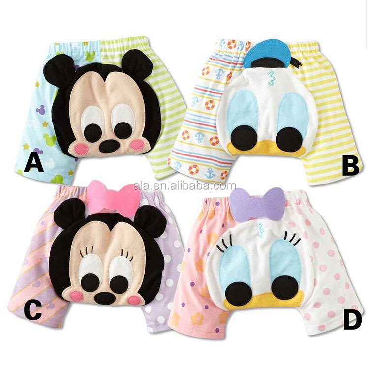 New PP Pants For Baby Girls Black With Dots Mini Lace Skirts Infant Wear For Children Newborn Baby Bloomers Wholesale