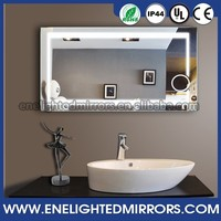 Brand new Waterproof IP44 LED Backlit Mirror with high quality