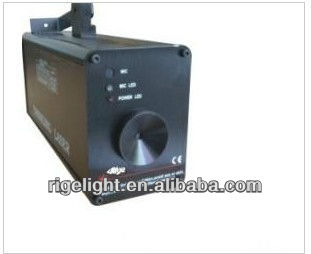 RGY 300MW laser light/LED Mini Laser Light