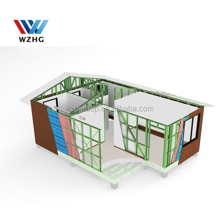 Australia Standard Quick Build Prefabricated Steel Frame