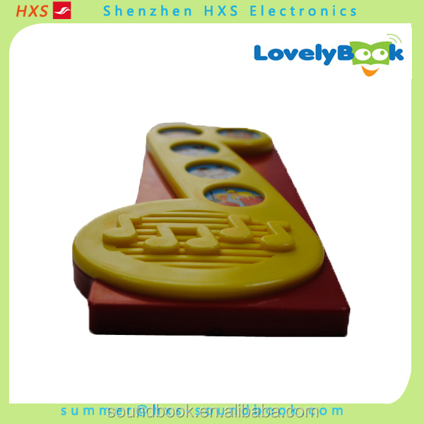 music note music toy