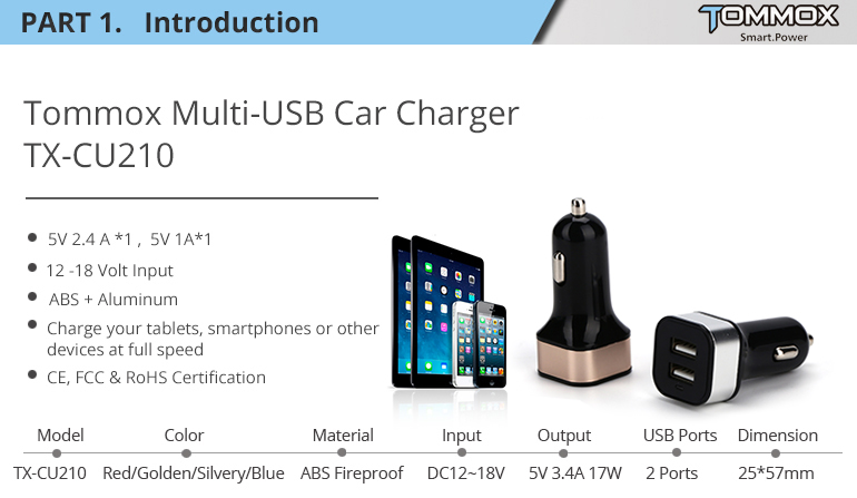 5v 4 8a 24w 10 colors usb car charger wiring diagram 65*30*30mm 125v 4 8a 24w 10 colors usb car charger wiring diagram 65*30*30mm