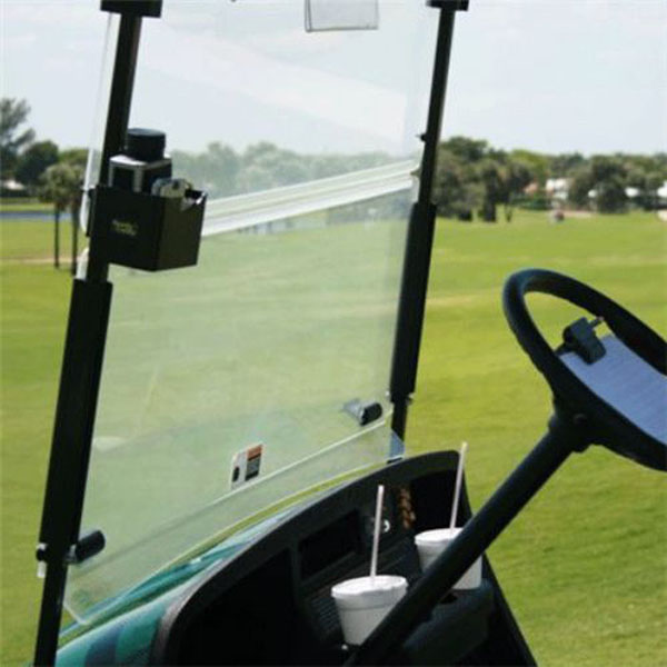 Car Windshield Dimensions for Golf Cart, Classic Accessories Portable Golf Cart Windshield
