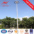 20m high mast pole galvanized steel mast pole with lifting system